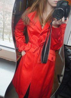 Kup mój przedmiot na #vintedpl http://www.vinted.pl/damska-odziez/plaszcze/12212246-plaszczyk-wiosenny-czerwony-elegancki-blogerki