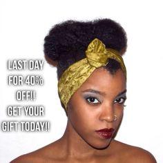 www.shopnale.etsy.com Use code:Black40 at check out!!  #etsy #dollybow #headscarf #headpiece #headwrap #handmade #werq #longhairdontcare #wanelo #promo #coupon #discount #diy #bandana #funnaturals #cybermonday #megapuff #naturalhair #buyme #buymystuff #atl #4chairchicks #pinup #pinupgirl #hairaccessories  #hairtie #headband  #turban #buyblackfriday #blackfriday