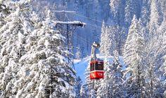 Luftseilbahn Brunni-Holzegg - Brunni-Alpthal Switzerland, Skiing, Outdoor, Winter Scenery, Ski, Outdoors, Outdoor Games, The Great Outdoors