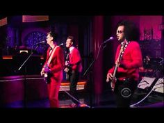 "Mayer Hawthorne ""The Walk"" on Letterman"