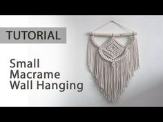 Macrame Bracelet Designs – Nonetheless Stylish After Ages – By Zazok Macrame Wall Hanging Patterns, Yarn Wall Hanging, Macrame Patterns, Diy Yarn Decor, Crochet Wall Hangings, Macrame Tutorial, Macrame Design, Macrame Projects, Creations