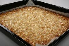 Bradepandekage med fyld af mandler og honning 4