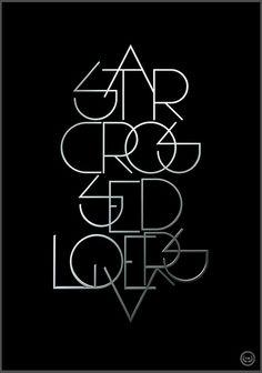 Star Crossed Lovers by Colourmovie, via Flickr