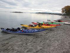The Delta Kayak team