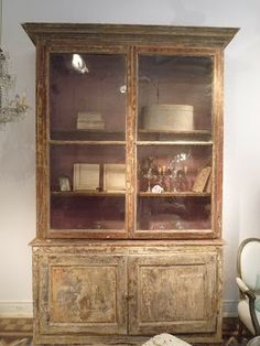Antiq·BR: I love this cabinet would be a great addition to any living sapce