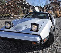 1974 Bricklin SV-1, automatic