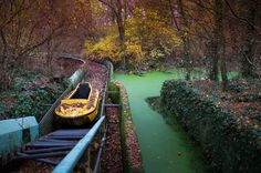 23 | The World's Most Hauntingly Beautiful Abandoned Theme Parks | Co.Design | business + design