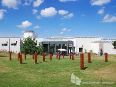 Skulpturenpark des BornholmerKunstmuseums - Moderne Kunst an der Ostküste Bornholms. #bornholmskunstmuseum #museum #kunst #bornholm #daenemark.