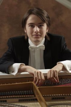 Daniil Trifonov will play with The Philadelphia Orchestra August 22. Great tagline! @Times Union