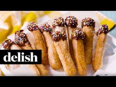 Best Donut Fries Recipe - How to Make Donut Fries