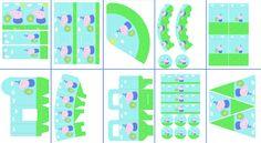 Postreadicción galletas decoradas, cupcakes y pops: Imprimibles gratuitos - free printables