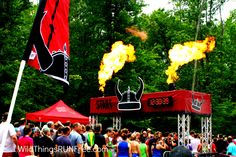 Warrior Dash..Training has started!! Girls are we in???