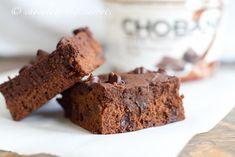 Chocolate Chobani Brownies
