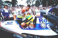 ... ・セナ 1994年 ウィリアムズ FW16 ルノー【LEGEND