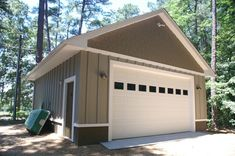 You have tons of great designs here, but you are free to choose which one suits your needs and which doesn't. #Garage #DetachedGarage #Architecture