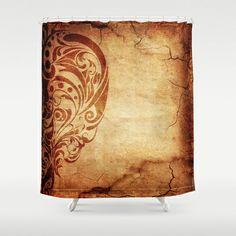 Texture 6117  Shower Curtain