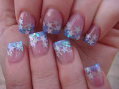 MIXED UP NAILS ACRYLIC Cute Nail Polish, Cute Nails, Gel Polish, Pedicure Nail Art, Gel Nail Art, Simple Nail Designs, Acrylic Nail Designs, Do It Yourself Nails, Acrylic Nail Tips