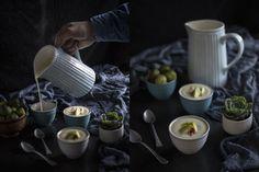 Estes dias frios pedem refeições reconfortantes e um exemplo disso é este creme de couve-flor, simples, mas delicioso.  A vantagem ...