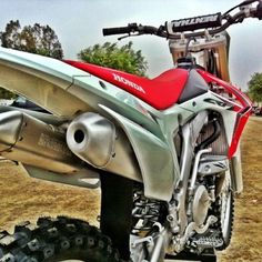 2013 Honda CRF450r ...........holy becheesus