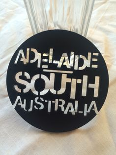 The Gully Leather Adelaide Coaster.