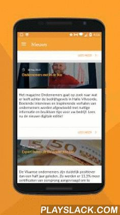 Voka Vlaams-Brabant  Android App - playslack.com ,  Deze app maakt netwerken nog gemakkelijker, zorgt ervoor dat u op de hoogte blijft van alle nieuws en laat u ontdekken wat Voka voor u en uw collega's kan betekenen. Dankzij de app kan u razendsnel inschrijven voor evenementen en opleidingen. Enkele features: * Schrijf snel en eenvoudig in voor evenementen en opleidingen * Maak uw eigen digitaal visitekaartje aan * Blijf op de hoogte van ons nieuws * Maak snel een afspraak met onze diensten…