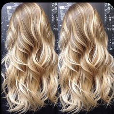 Ombre Hair Color, Blonde Ombre, Blonde Balayage Honey, Blonde Tips, Ash Blonde, Blonde Hair Honey Caramel, Yellow Blonde Hair, Chocolate Blonde, Caramel Balayage