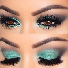 Smokey eye is the perfect combo that suits anyone! We present to your attention a combination of the trendiest smokey ideas you haven't tried out yet.