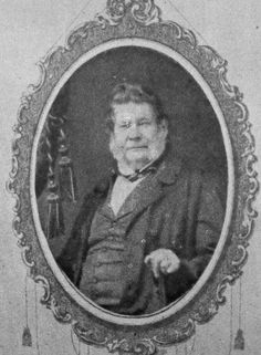 Donald McLeod, shown here in his later years, at 50 was the top rebel general in the east. He helped Johnston burn the steamer Sir Robert Peel. Newspaper Headlines, War Of 1812, Steamer, Rebel, Counter, Novels, Top, Life, Crop Shirt