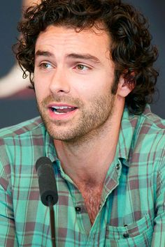 Aidan Turner <3 The hottest dwarf in existence... also, Mitchell.