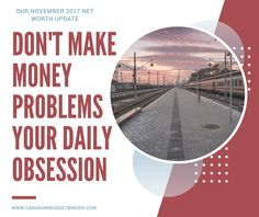 I once had an obsession with making money when I was broke but learned that money problems won't go away without ACTION. How do you go about turning money problems into success?