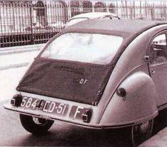 """Citroën et Jean Dagonet, le """"Sorcier de Faverolles"""" 1952 - 1957 :"""