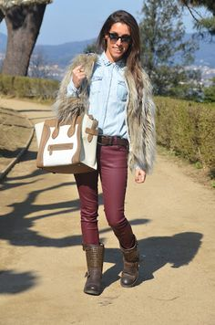 Fur,Leather and Denim  www.mekdestore.es