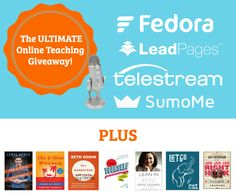 The Ultimate Online Teaching Giveaway For Entrepreneurs!
