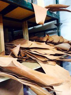 317d83db00 Piles and stacks of veg horsestrips leather.  leather  leatherhides   leatherstrips Leather Hides