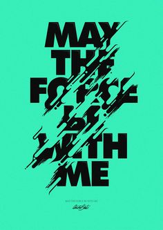 60 Extraordinary Examples Of Big Typography Posters