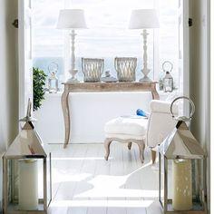 Make a doorway impressive | Country hallway ideas | housetohome.co.uk