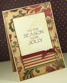 Holly Santa inside