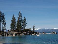 Lake Tahoe State Park, a Nevada State Park located nearby Carson City, Minden and Reno