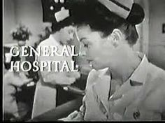 Soap operas General Hospital