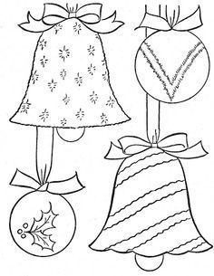 Christmas Decoration Coloring pages. Select from 31983 printable Coloring pages of cartoons, animals, nature, Bible and many more. Christmas Ornament Coloring Page, Christmas Ornament Template, Christmas Applique, Christmas Templates, Christmas Embroidery, Vintage Christmas Ornaments, Christmas Printables, Christmas Crafts, Christmas Decorations
