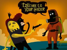 Esgar Acelerado :: Take Me to Your Leader