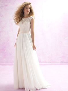 Madison James MJ 101, $800 Size: 6 | New (Un-Altered) Wedding Dresses