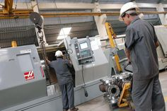 Parveen Oilfield Looks to Haas CNC Machines for Reliability