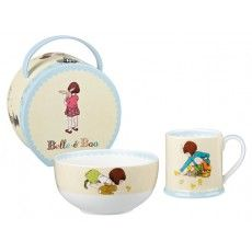Classic Belle & Boo Breakfast Set <3