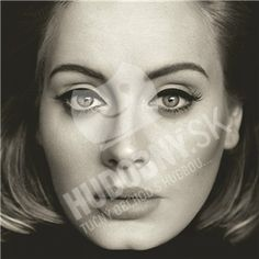 """Adele - 25 [New CD]. Highly anticipated 2015 album from British singer/songwriter and pop superstar Adele. 25 is her first new music since her Oscar winning single """"Skyfall"""" in """"Hello"""" is the debut single from Adele 25 Album, Adele Albums, Top Albums, Music Albums, Xavier Dolan, Coldplay, Ed Sheeran, Concert Tickets, Music Videos"""
