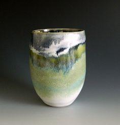 stoneware. Beautiful ceramics by jan lewin-cadogan, Wales.