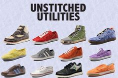 Product Review + Giveaway: Unstitched Utilities Eco-Friendly Sustainable Footwear