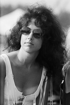 "Grace Slick ""one pill makes you larger and one pill makes you small ......"""