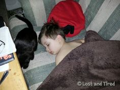 (Going to bed happy) has been published on Lost and Tired   #Autism Awareness by Rob Gorski via www.lostandtired.com