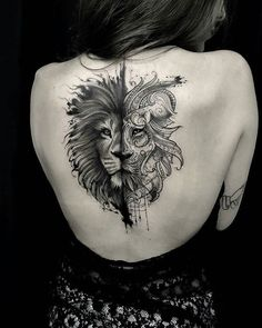 30 Epic Tattoo Ideas For Woman #tattoo #tattoosideas #tattooart